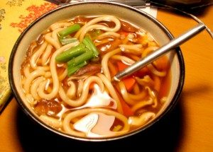 Resep Mie Udon